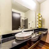 Štandardná izba, 1 extra veľké dvojlôžko, nefajčiarska izba - Kúpeľňa
