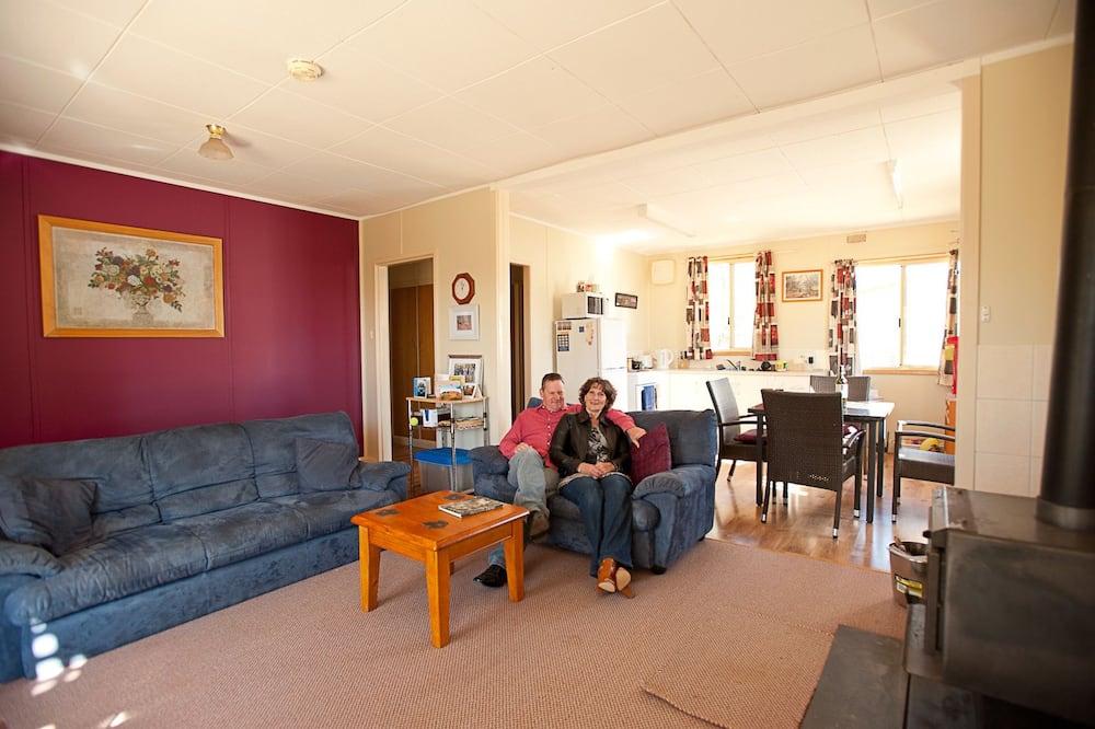 Kangaroo Cottage - Vardagsrum