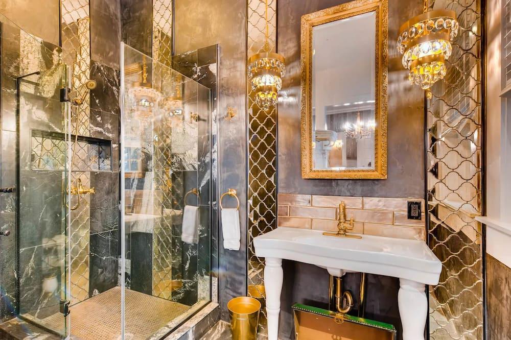 Albert I Suite King Deluxe - Ванна кімната