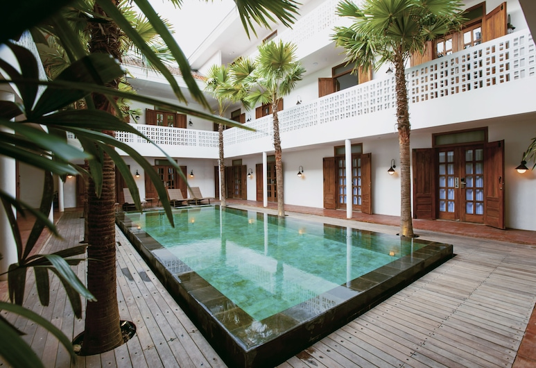 Adhisthana Hotel, Yogyakarta, Udendørs pool