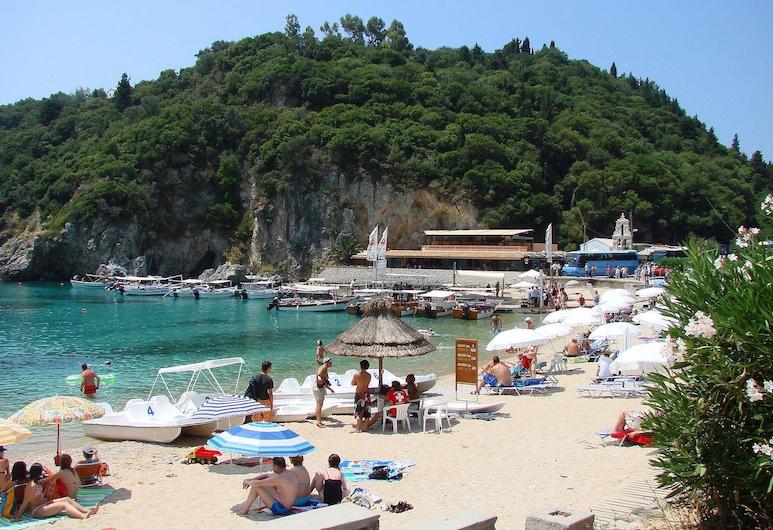 Zefiros Hotel Corfu, Κέρκυρα, Παραλία