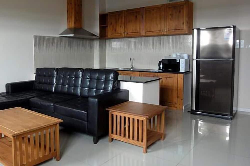 Junior Plan House Suite - Obývačka