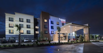 Pasadena — zdjęcie hotelu Fairfield Inn & Suites by Marriott Houston Pasadena