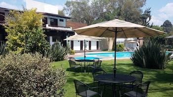 Fotografia do Hotel El Arco em Valle de Bravo