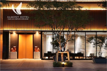 Picture of Almont Hotel Naha Kenchomae in Naha
