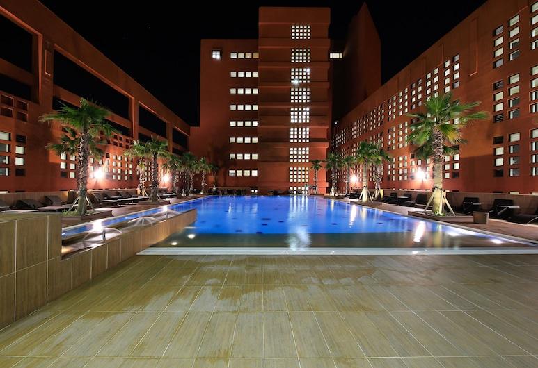 濟州布陽飯店渡假村, 西歸浦, 室外游泳池