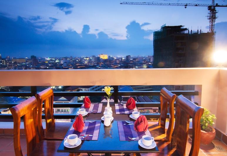 Samnang Laor Phnom Penh Hotel, פנום פן, חזית המלון