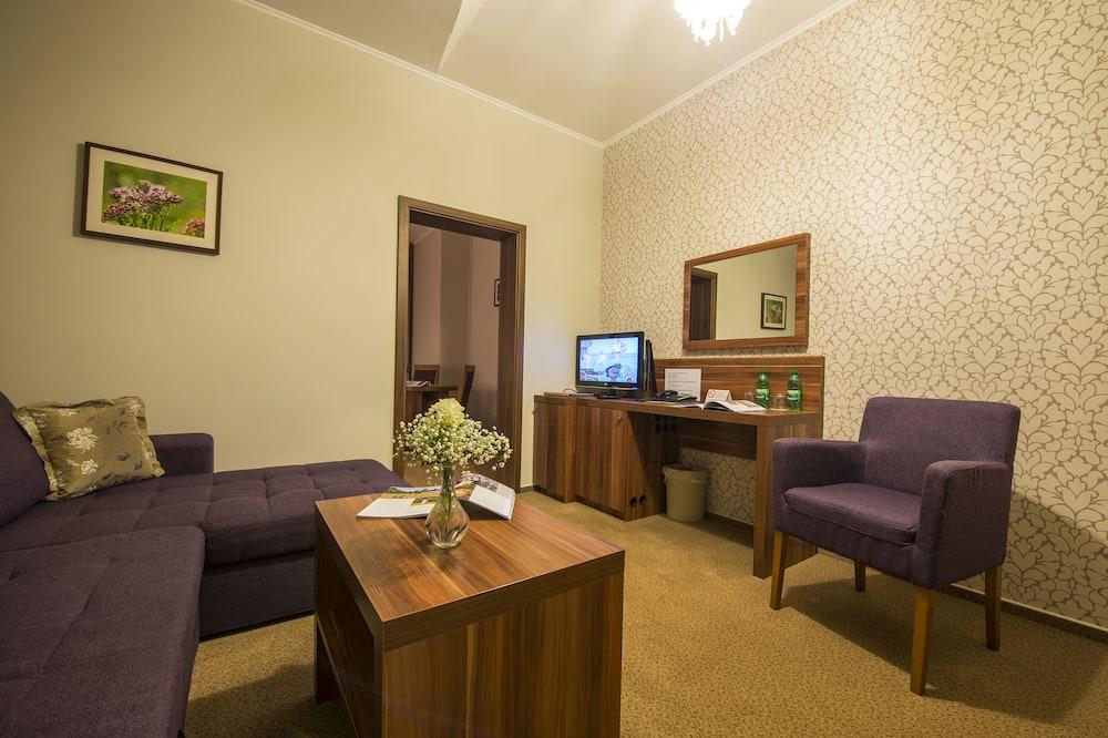 Senior Suite - Living Area
