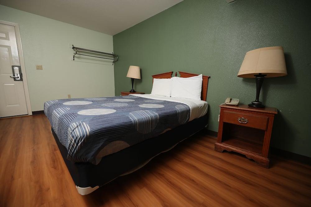 חדר סטנדרט, מיטת קווין, ללא עישון - חדר אורחים
