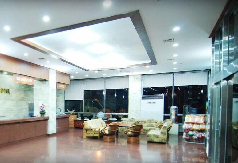 Hotel New World, Jeju City, Lobby