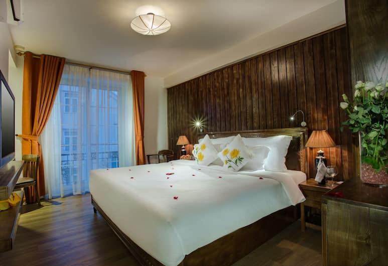 Noble & Swan Boutique Hotel, Hanoi, Executive Balcony, Guest Room