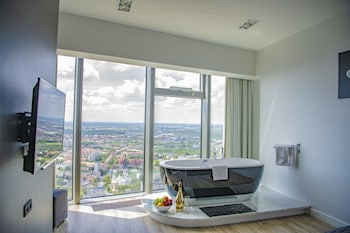 Picture of 40th+ Floor Luxury Apartments in Sky Tower in Wroclaw