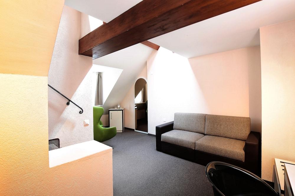 Poslovni suite, 2 kreveta za jednu osobu - Dnevni boravak