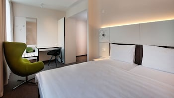 Picture of b_smart motel Basel in Basel