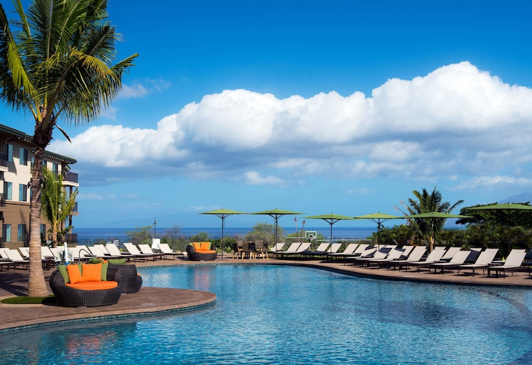 Residence Inn by Marriott Maui Wailea, Kihei, Outdoor Pool