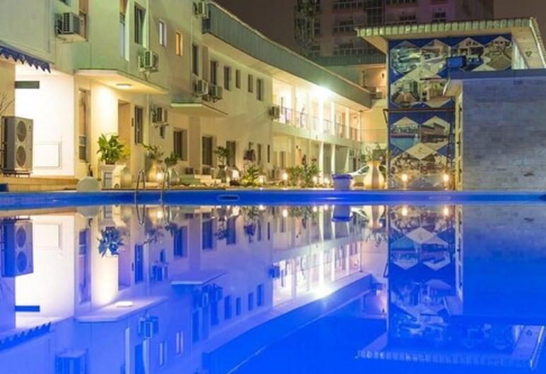 Hôtel La Falaise Bonanjo, Douala, Eksterijer