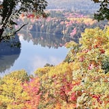 Kilátás a tóra