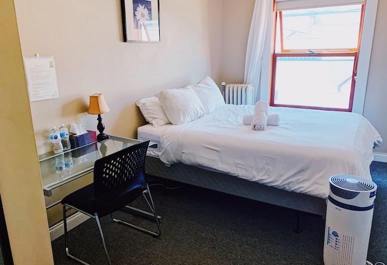 باينتيد تيرتل جيستهاوس, نانايمو, غرفة كلاسيكية - سرير كبير, غرفة نزلاء