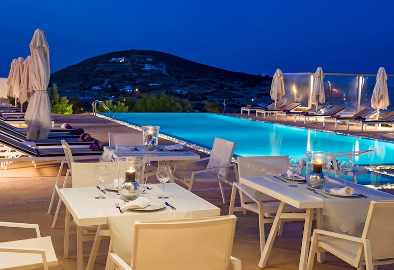 Naoussa Hills Boutique Resort -Adults Only, Paros, Hotel Lounge