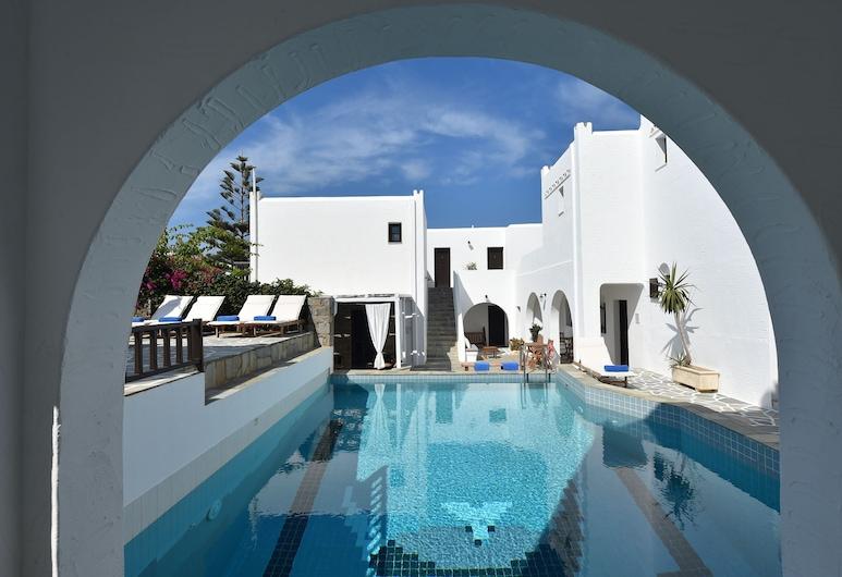 Aella Residence, Paros, Pool