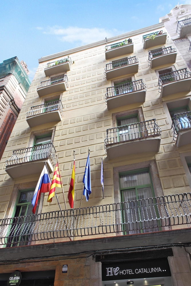 Hotel Catalunya Barcelona