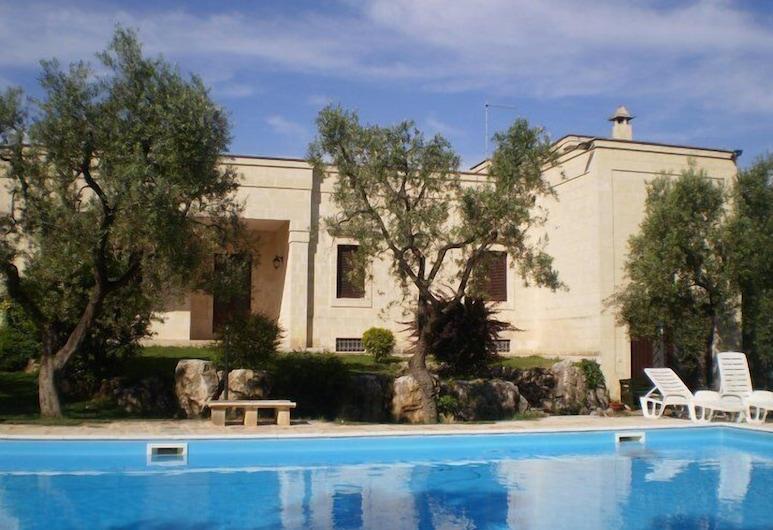Masseria Don Sante, Фазано, Відкритий басейн
