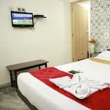 غرفة ديلوكس للاستخدام الفردي - سرير فردي منفصل - منظر للمدينة - في الزاوية - غرفة نزلاء