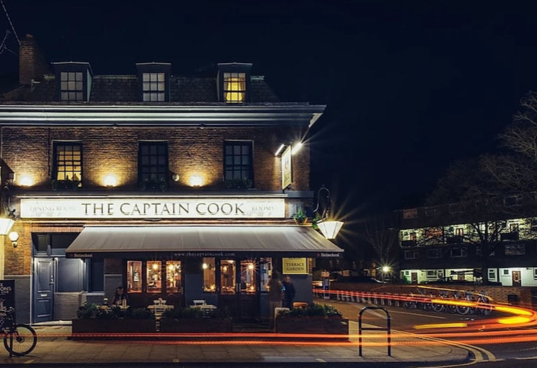 The Captain Cook Hotel, London