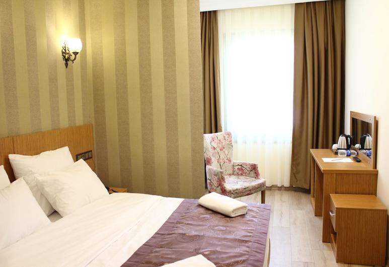 現實主義飯店, 伊斯坦堡, 標準單人房, 1 張標準雙人床, 非吸煙房, 城市景觀, 客房景觀