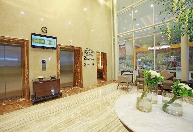 All Sedayu Hotel Kelapa Gading, Jakarta, Lobi