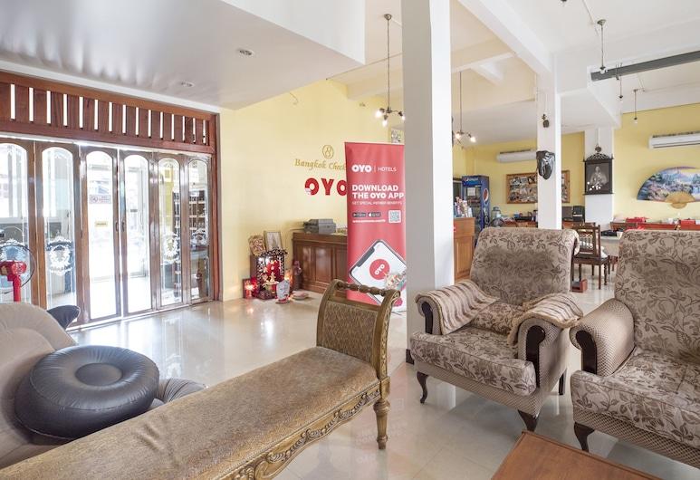 OYO 716 Bangkok Check Inn, בנגקוק, אזור ישיבה בלובי