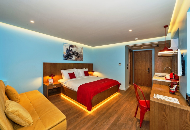 Taksim Nis Hotel, Istanbul, Phòng Suite Deluxe, Phòng