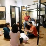 Standard Shared Dormitory, Mixed Dorm, Private Bathroom, City View (10 beds) - Guest Room
