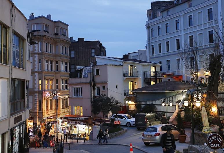 Art Nouveau Galata, Istanbul, Vista dall'hotel