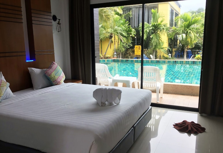 Rimnatee Resort Trang, Trang, Deluxe Double Room, Guest Room