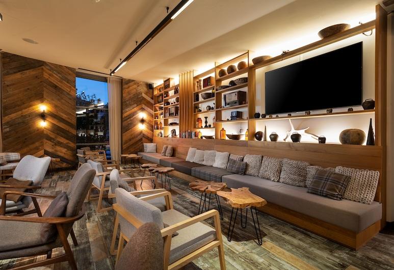 Urban Lodge Hotel, Amsterdam, Lobby-Lounge