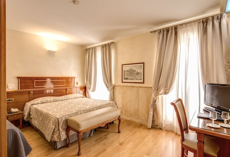 Pantheon Rooms, Rome, Guest Room