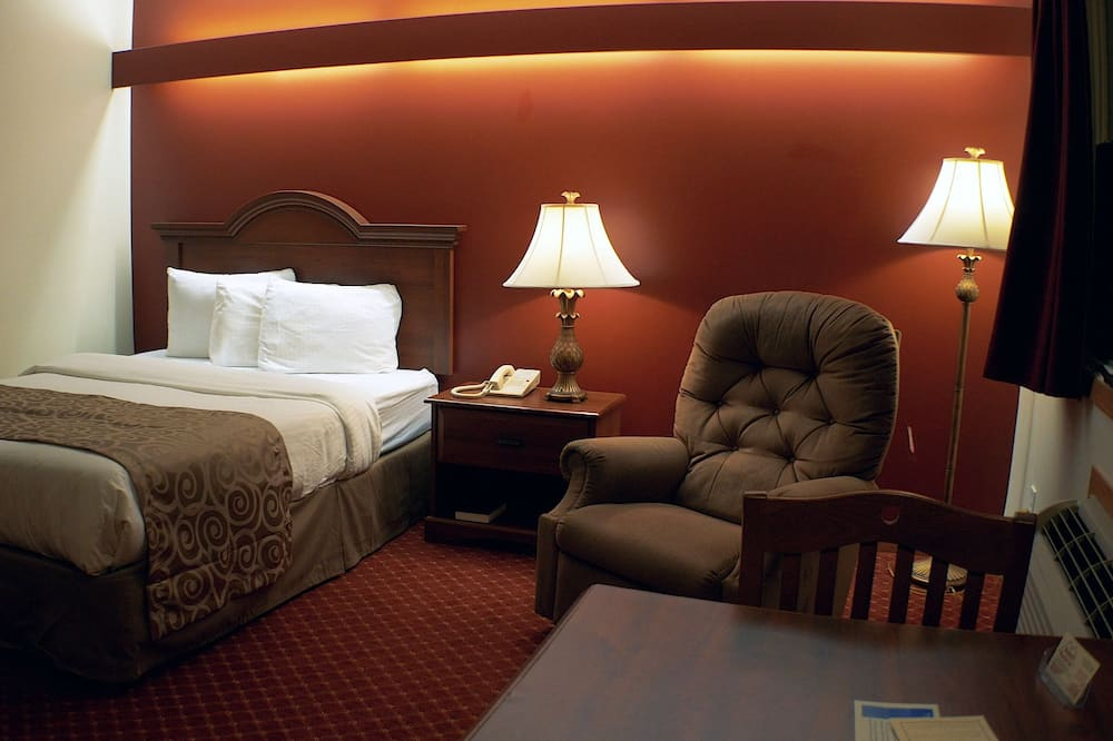 Klassieke kamer, 1 queensize bed - Kamer