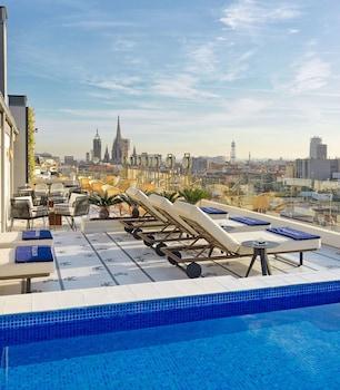 巴塞隆納H10 庫比克飯店的相片