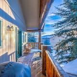 Rindu māja, trīs guļamistabas - Balkons
