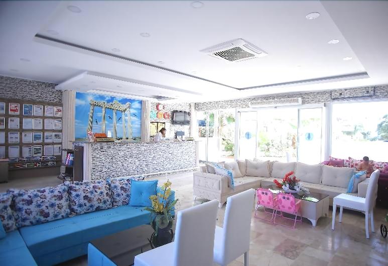 Sayanora Hotel & Park, Side, Lobi