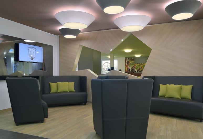 B&B Hotel Dortmund-Messe, دورتموند, منطقة الجلوس في الردهة