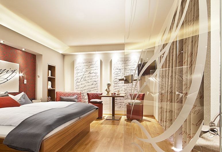 Hotel Weinbauer , Schwangau, Comfort Double Room, Guest Room