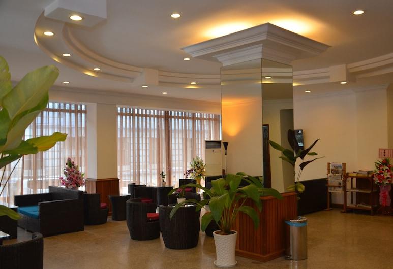City Star Hotel, Янґон, Вестибюль