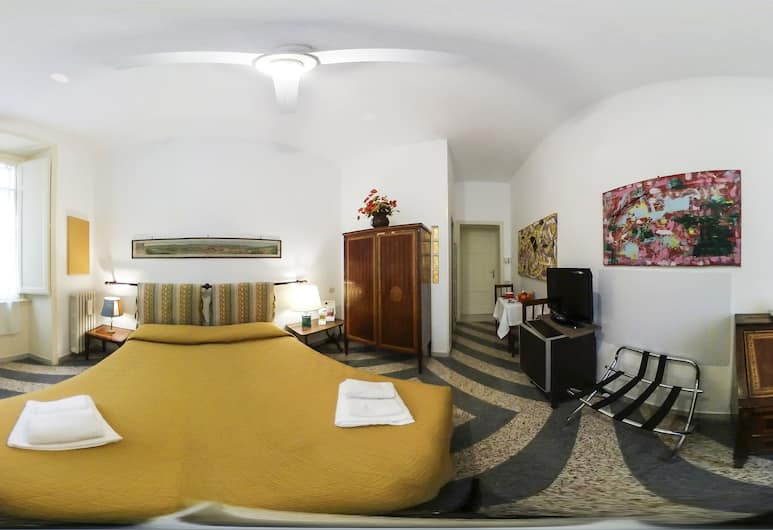 A Casa Cibella, Rome, Double Room, Guest Room View