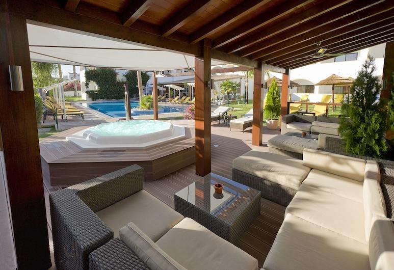Hotel Cerro da Marina, Albufeira, Terrace/Patio