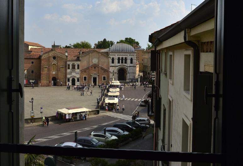 Donatello, Padova, Pokoj s dvoulůžkem nebo 2 jednolůžky, výhled na město, Pokoj
