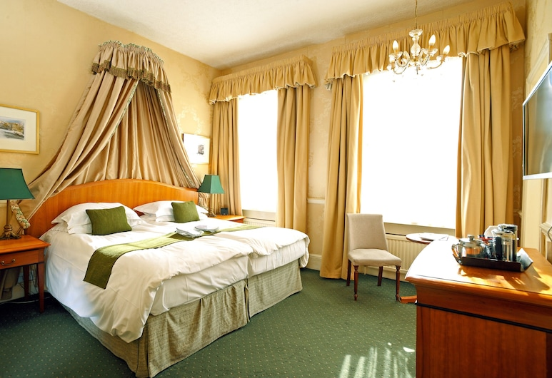 The Royal Hotel, Bath, Superior Double or Twin Room, Guest Room