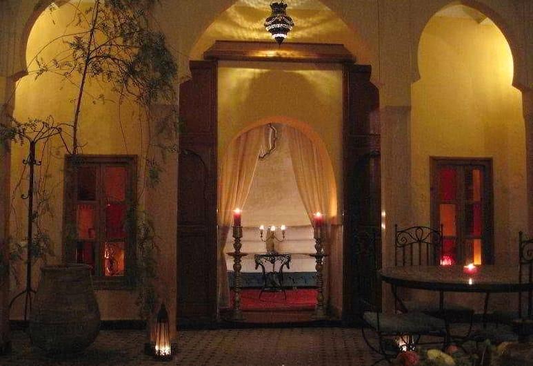 Riad Dar Latifa, Marrakesh, Vista dall'hotel