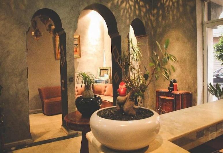 Ennasma, Casablanca, Lobby Sitting Area